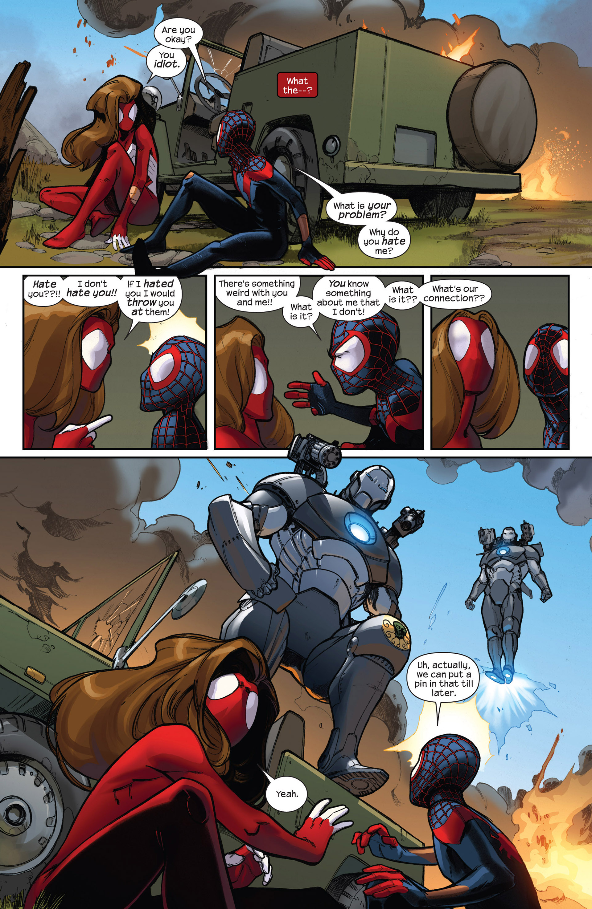 Read online Ultimate Comics Spider-Man (2011) comic -  Issue #17 - 16