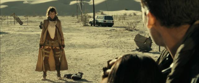 Ein weiblicher Westernheld: Milla Jovovich
