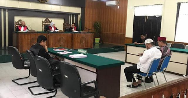Ustadz Abdul Somad Ceramah ke Malaysia, Sidang Ditunda