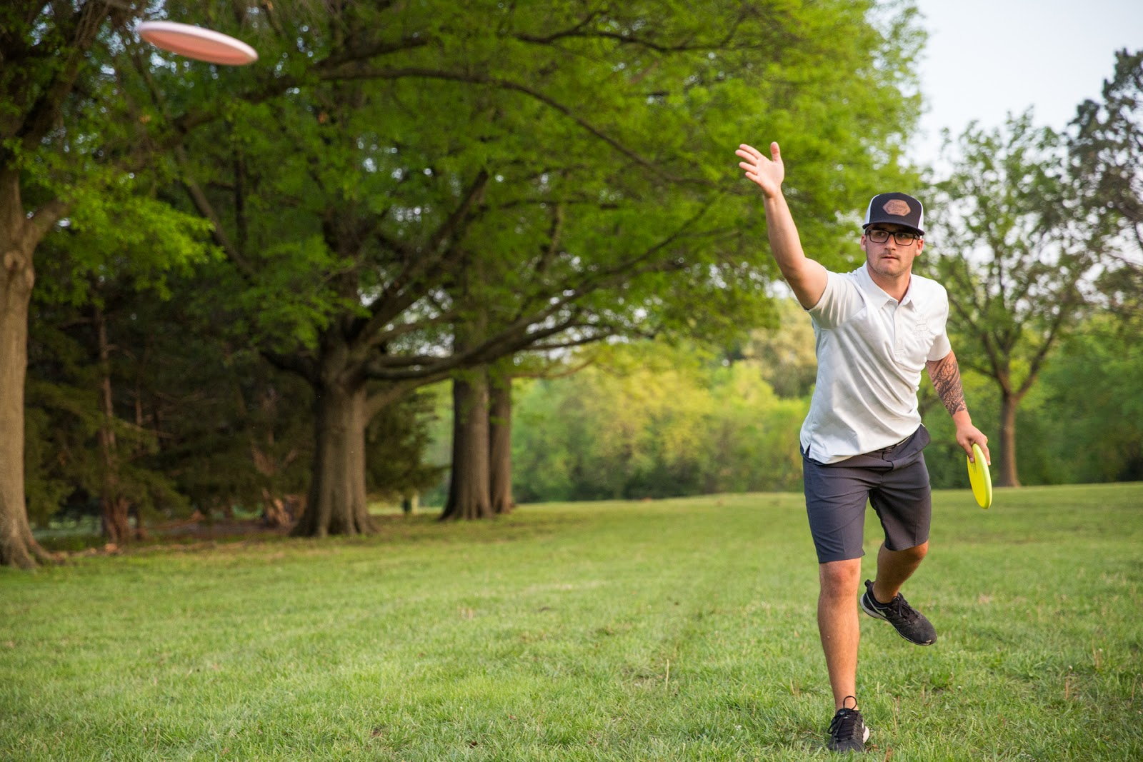 august 2017 disc golf by dynamic discs