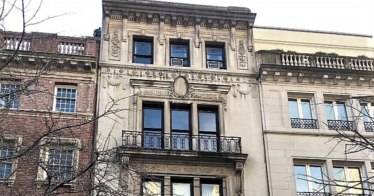 Language In 45 And 47 Stella Street: Daytonian In Manhattan: The Harriet M. Spraker Mansion