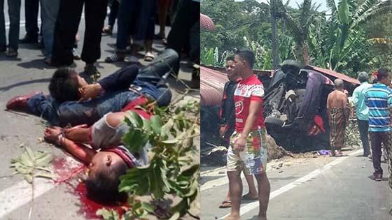 Cubaan Samun Tauke Lembu di Repek, Kelantan Gagal, Penyamun Dibelasah Penduduk