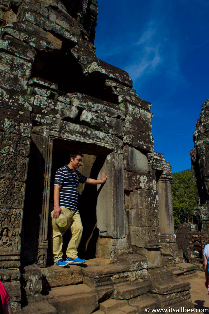 Bayon Temple Faces | A Favourite Temple In Siem Reap and Why You will Love It Too