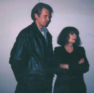 Klaus Guingand and Sonia Rykiel - 1994