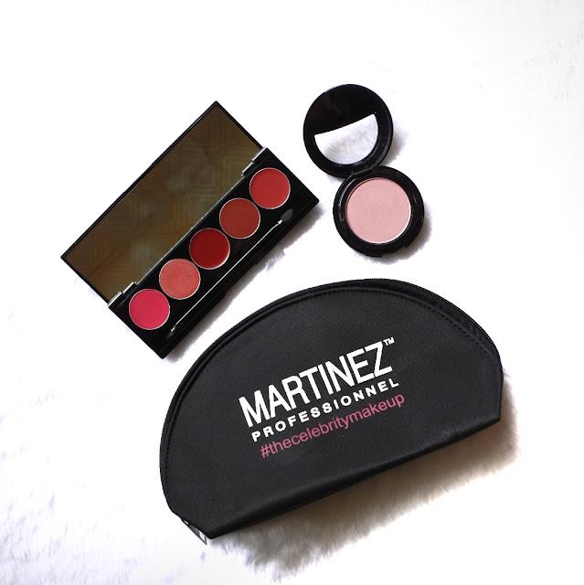 Review Martinez Glamorous Shine Lipstick