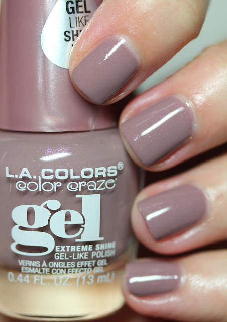 L.A Colors Color Craze Gel Extreme Shine Chateau