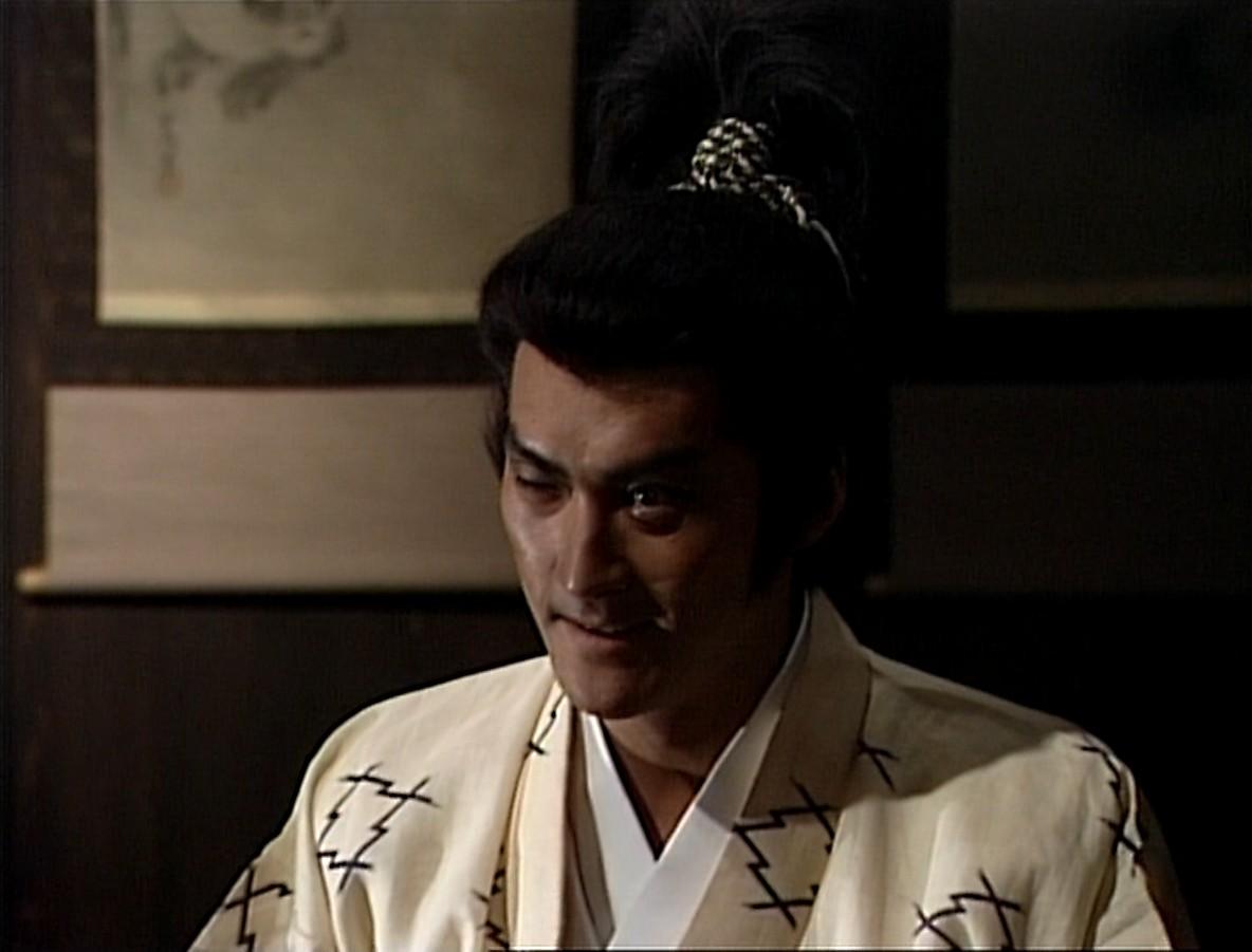 渡辺謙 Wikipedia: 〔視・読・聴〕: 独眼竜政宗 #24「天下人」