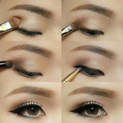Make Up Natural Sehari Hari Untuk Pemula