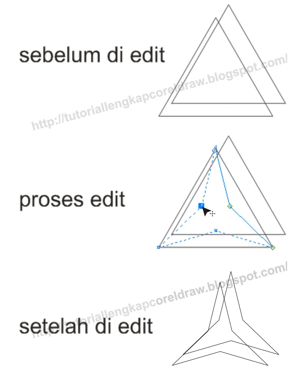 Cara Copy Object atau Teks Menggunakan CorelDraw
