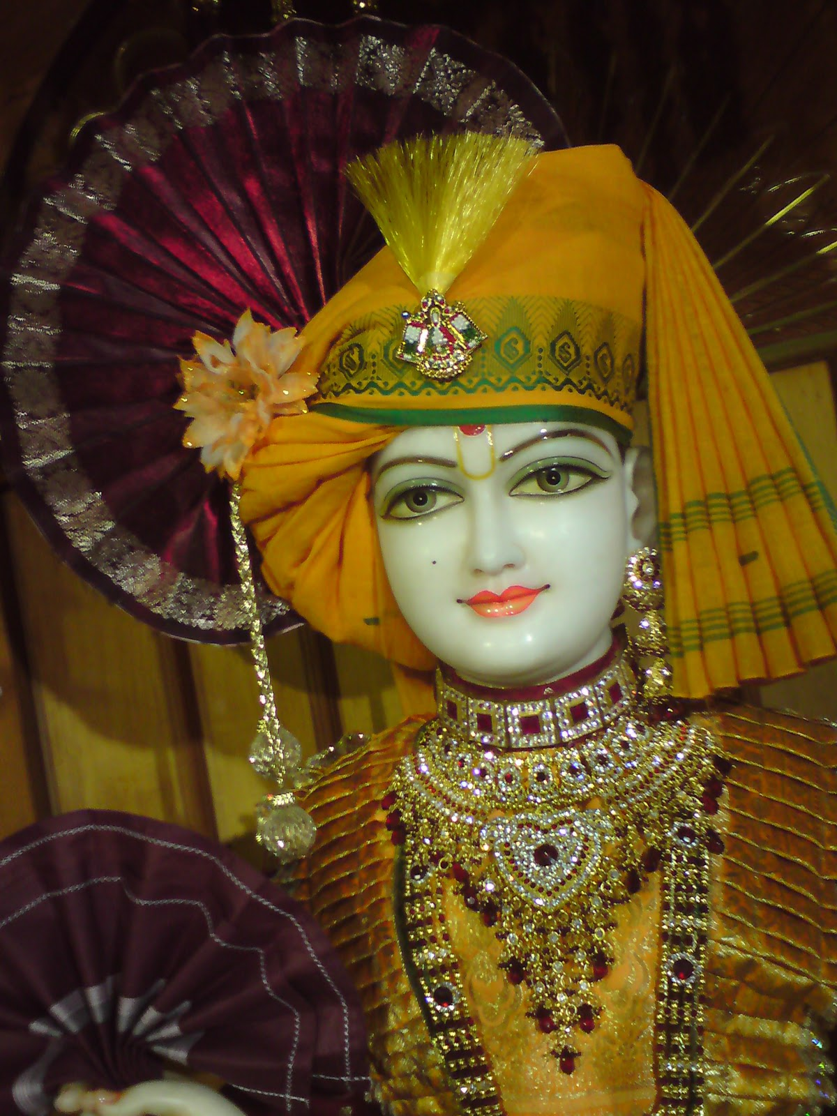 Baps Ghanshyam Maharaj Hd Wallpaper 11 Lord Swaminarayan Wallpaper