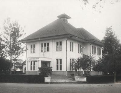 Gedung BRI Siantar 1907