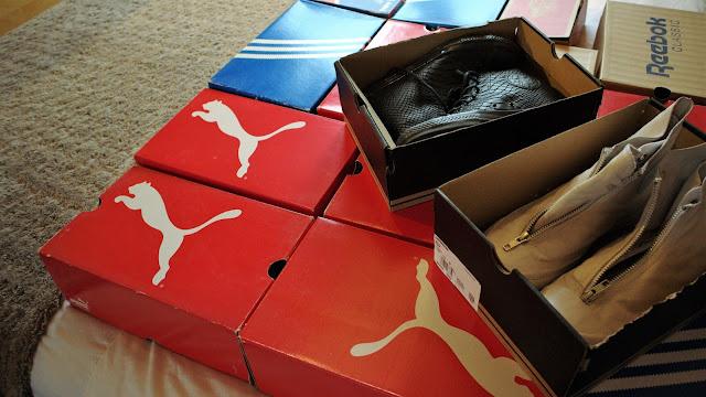 sneakers, zapatillas, Puma, Adidas, Reebok, Vans, Asics, New Balance,