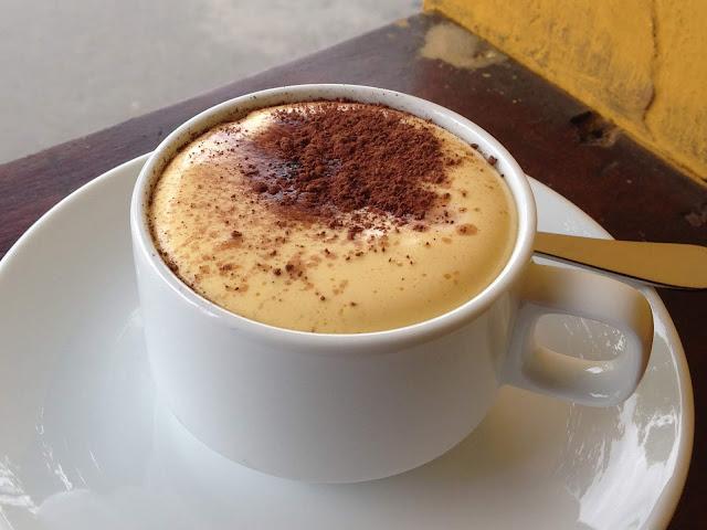 Egg coffee Cà Phê Trứng