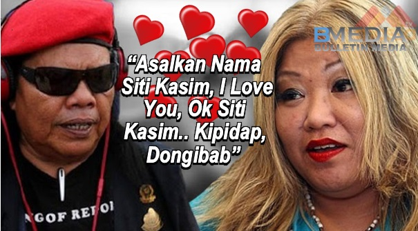 Rani Kulup Sedia Ambil Siti Kasim Sebagai Isteri (Video)
