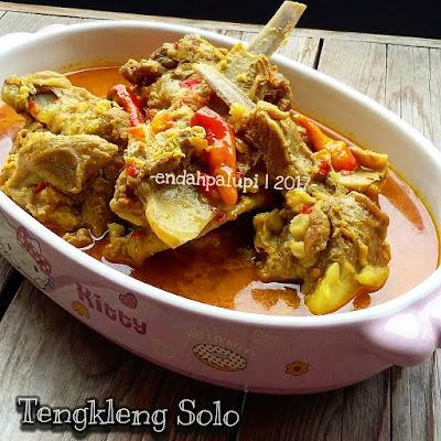 Resep Tengkleng Solo Sederhana Yang Lagi Trending By @endahpalupid