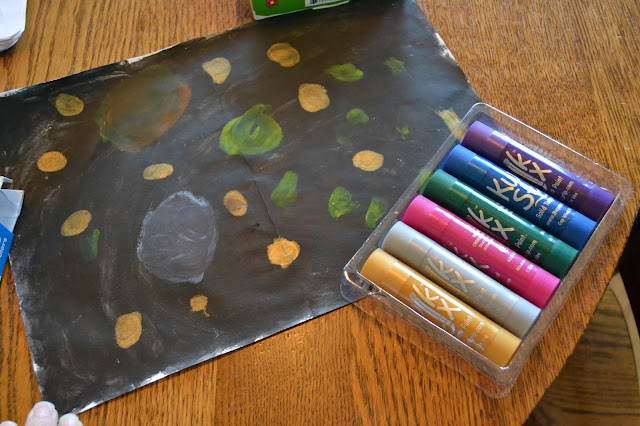 Family Faith And Fridays Kwik Stix Painting Beats All