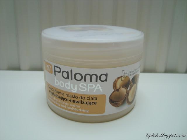 Paloma Body SPA Macadamia masło do ciała wygładzająco-nawilżające Miraculum