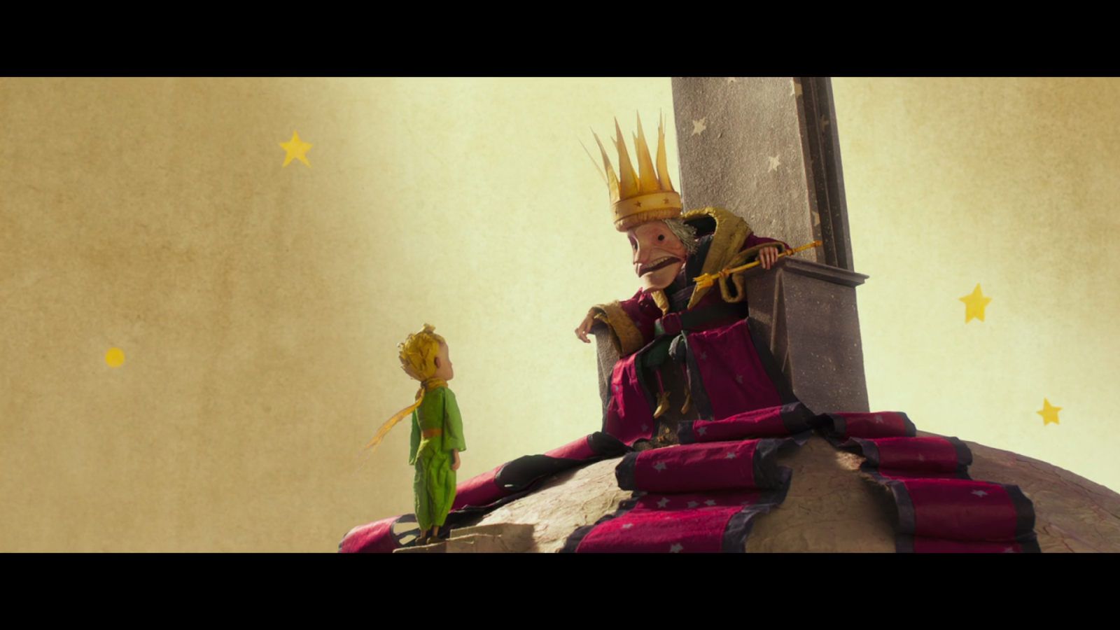 The Little Prince and the King