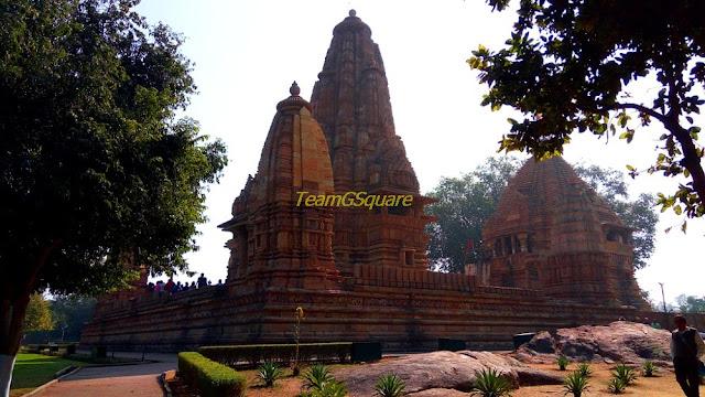 Lakshmana Temple, Khajuraho