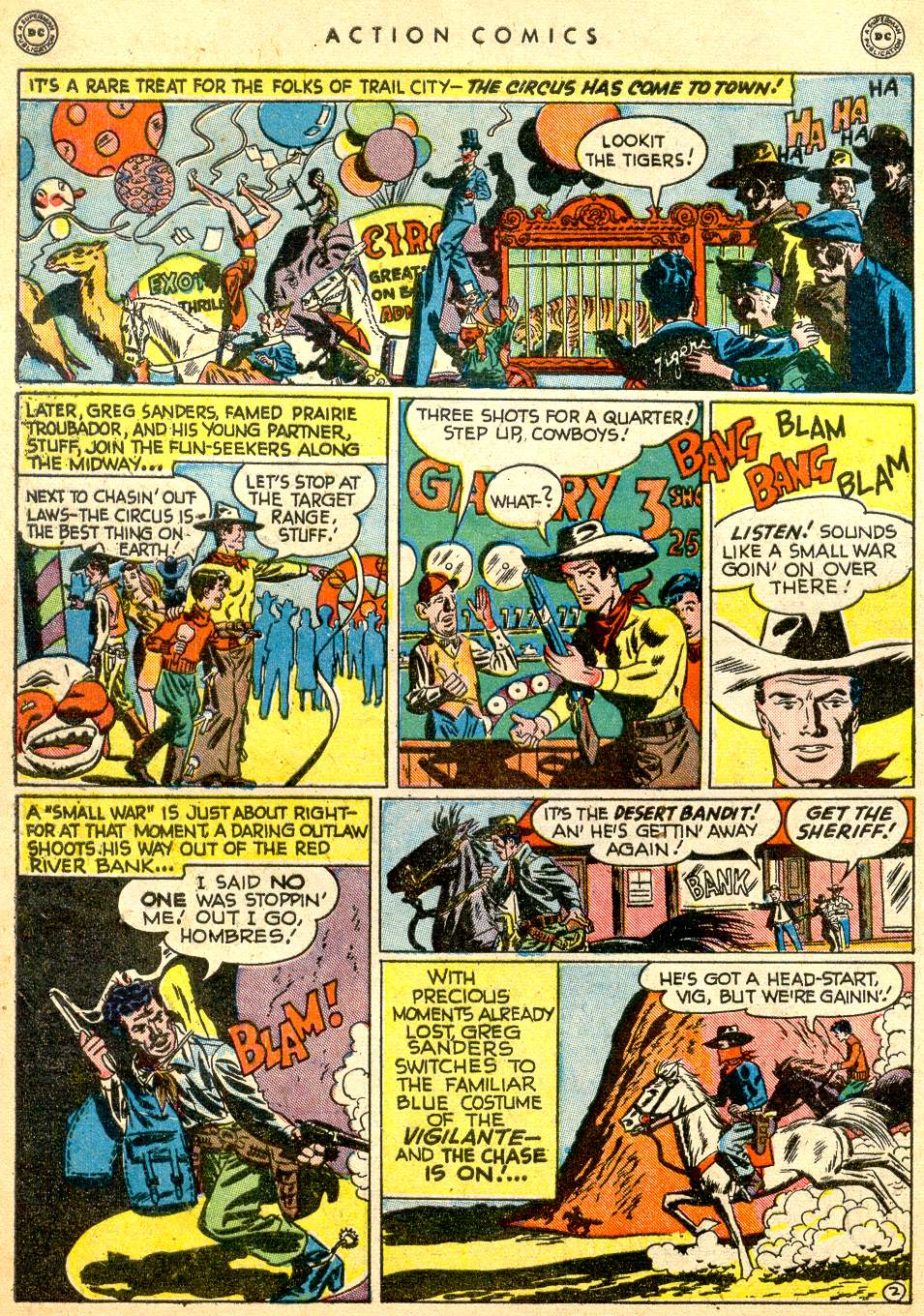 Read online Action Comics (1938) comic -  Issue #126 - 42
