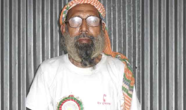 স্বাধীন বাংলা বেতারের ১ম কণ্ঠশিল্পী শাহ আলী সরকারের আজ মৃত্যুবার্ষিকী