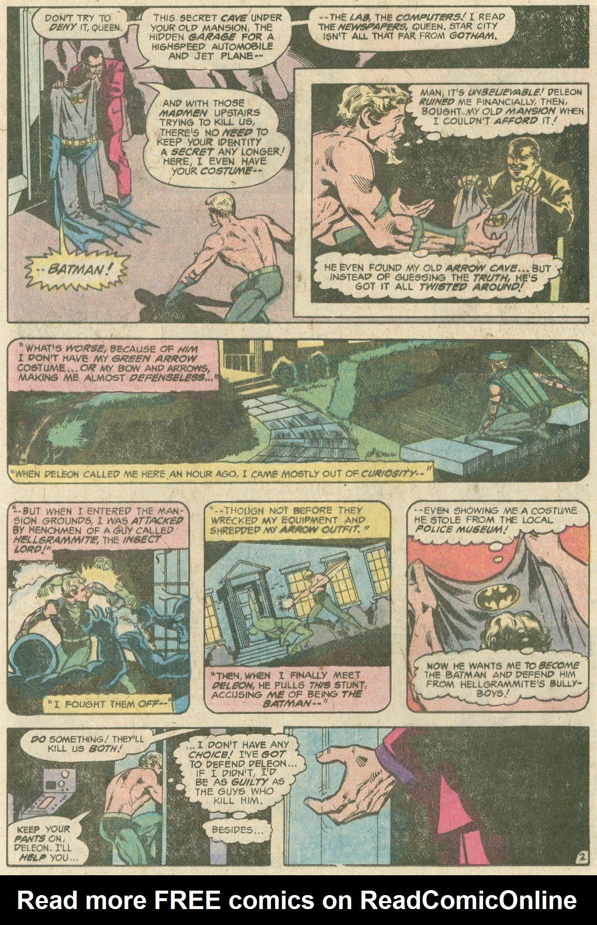 Read online World's Finest Comics comic -  Issue #249 - 23