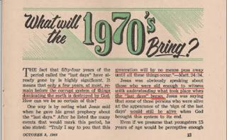 Jehovahs Witnesses 1975