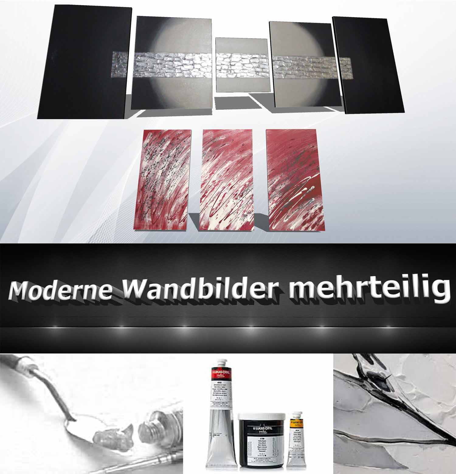 wandbilder acrylbilder leinwandbilder handgemalt moderne wandbilder und acrylbilder. Black Bedroom Furniture Sets. Home Design Ideas