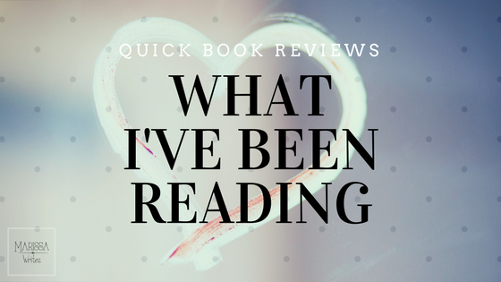 What I've been reading... quick book reviews on Reading List