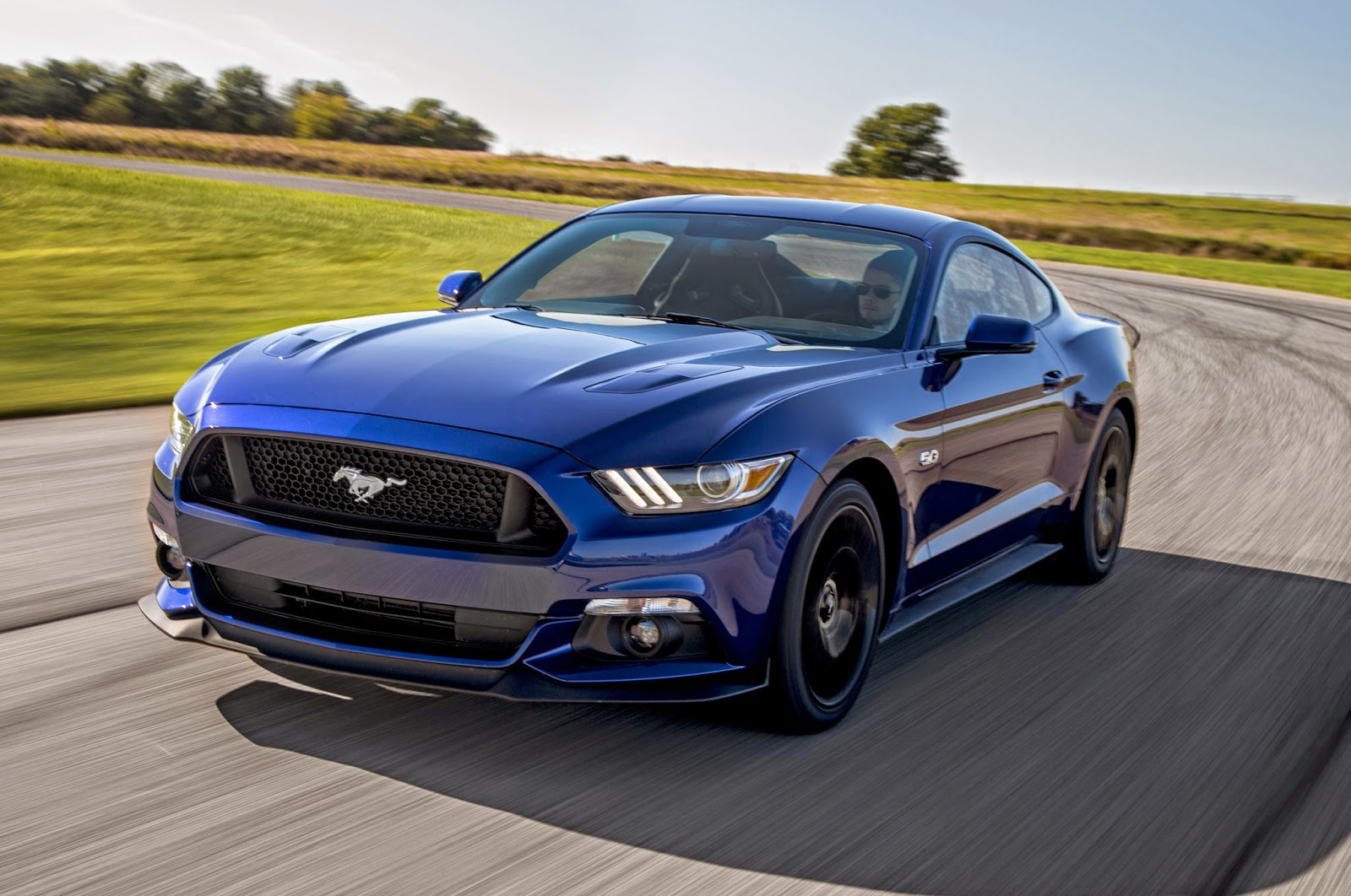 Ford Mustang Gt Premium 2015 Specs