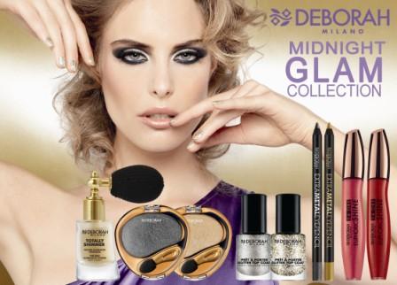 """55f7a9153 Esta colección de Navidad 2012 está inspirada en colores festivos y los  tonos plata y oro son el centro de ella. La colección de Navidad """"Midnight  Glam"""" ..."""