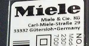staubsauger blog miele made in germany oder made in cn. Black Bedroom Furniture Sets. Home Design Ideas