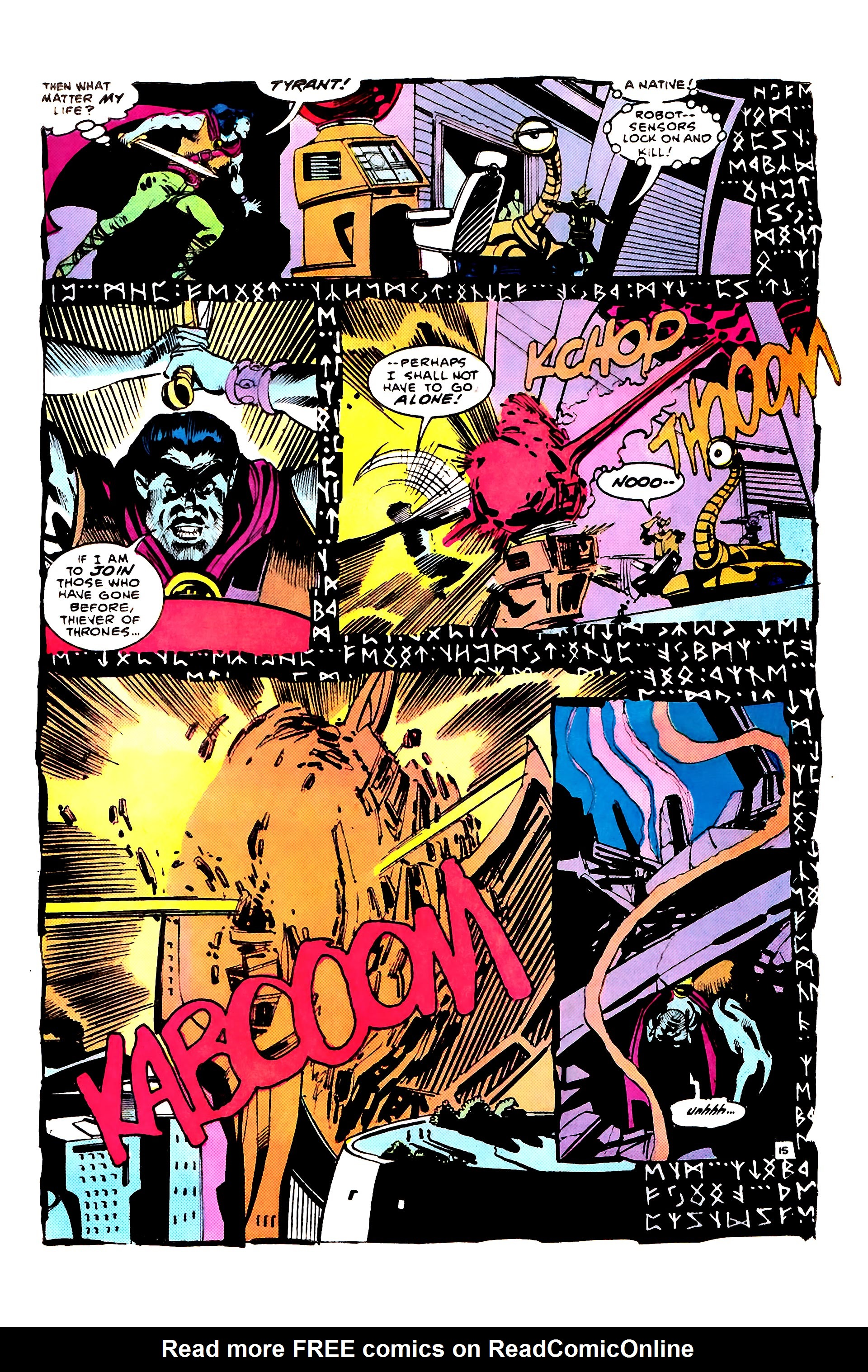 Read online Secret Origins (1986) comic -  Issue #8 - 21