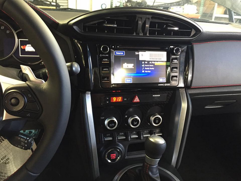 Rò rỉ hình ảnh của Subaru BRZ 2017