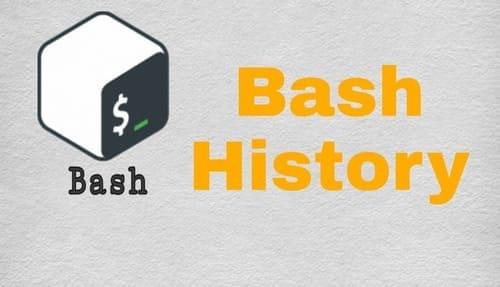 Bash History, History of Bash