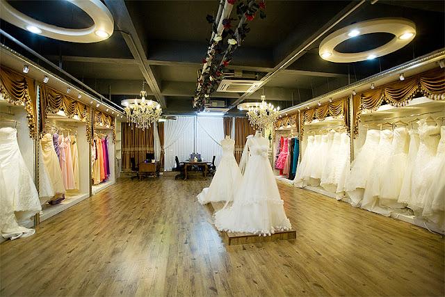 cách kinh doanh online cho cửa hàng áo cưới