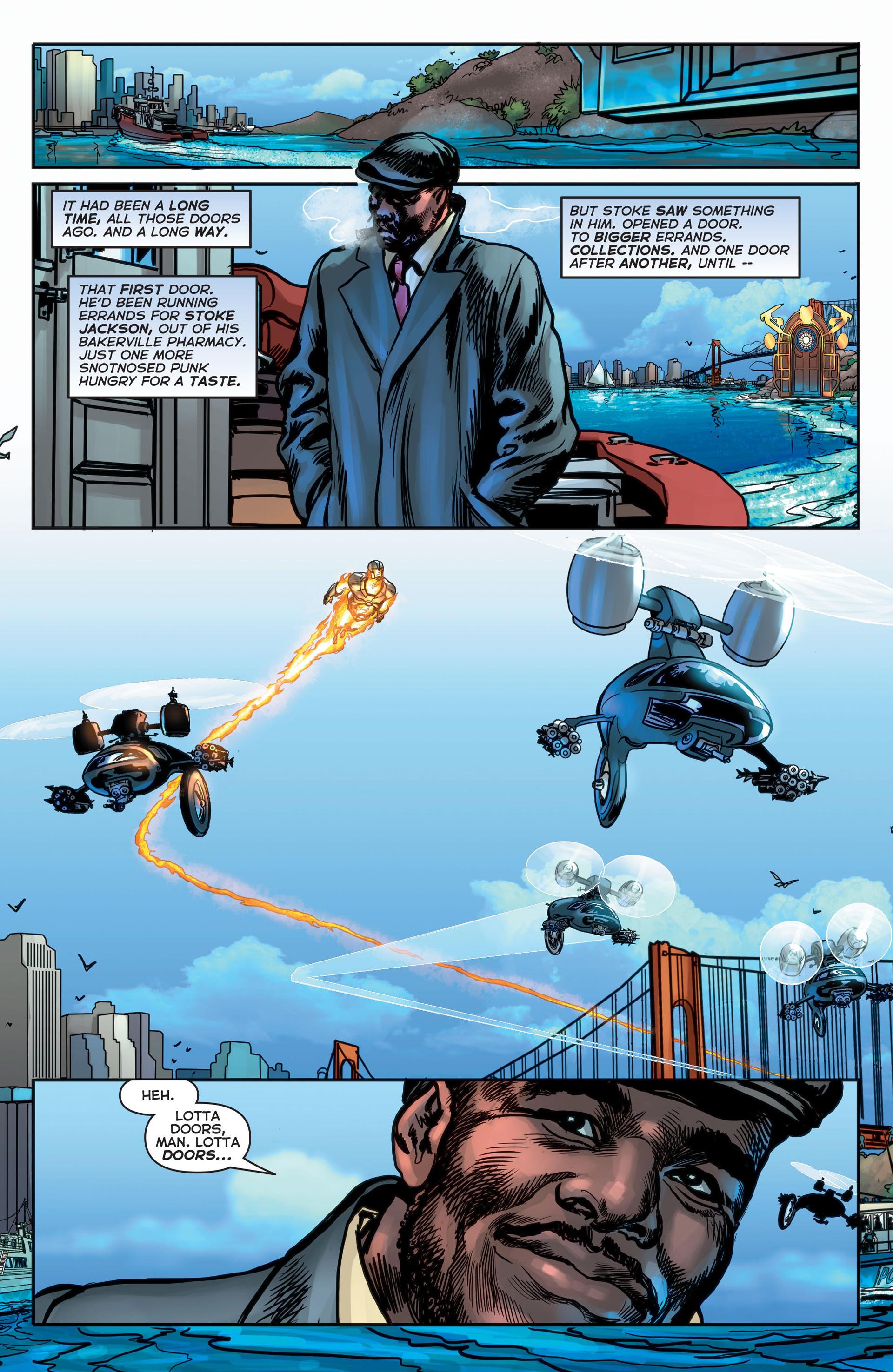 Read online Astro City comic -  Issue #6 - 7