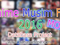"Database Anime Musim Fall 2016 Type ""Movie"""