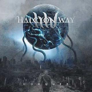 """Ακούστε τον δίσκο των Halcyon Way """"Conquer"""" που κυκλοφόρησε το 2014"""