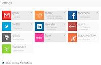 Chime agrupa todas tus notificaciones de Facebook, Twitter, Google+ y otras en un solo lugar