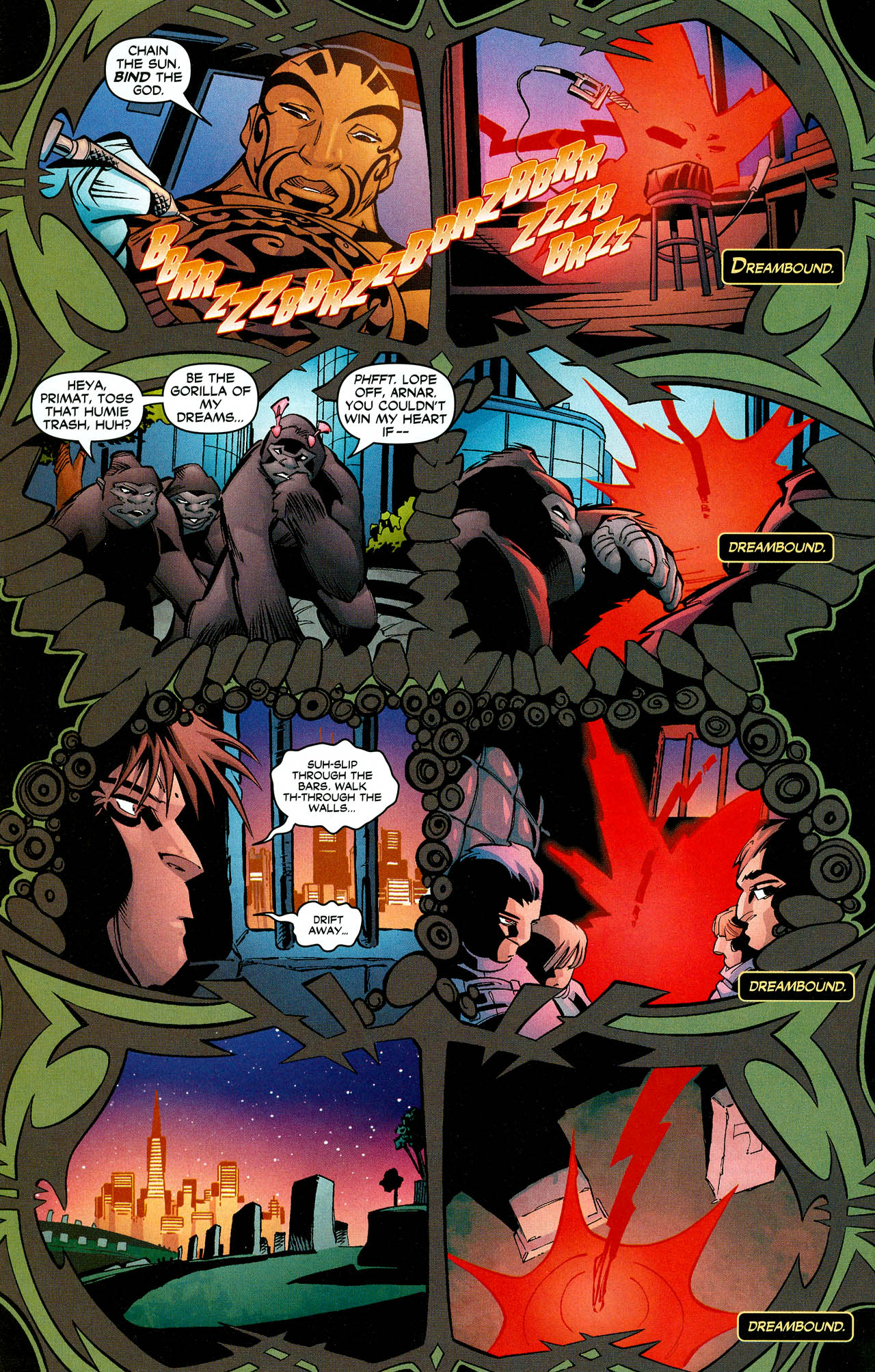 Read online Trinity (2008) comic -  Issue #8 - 28