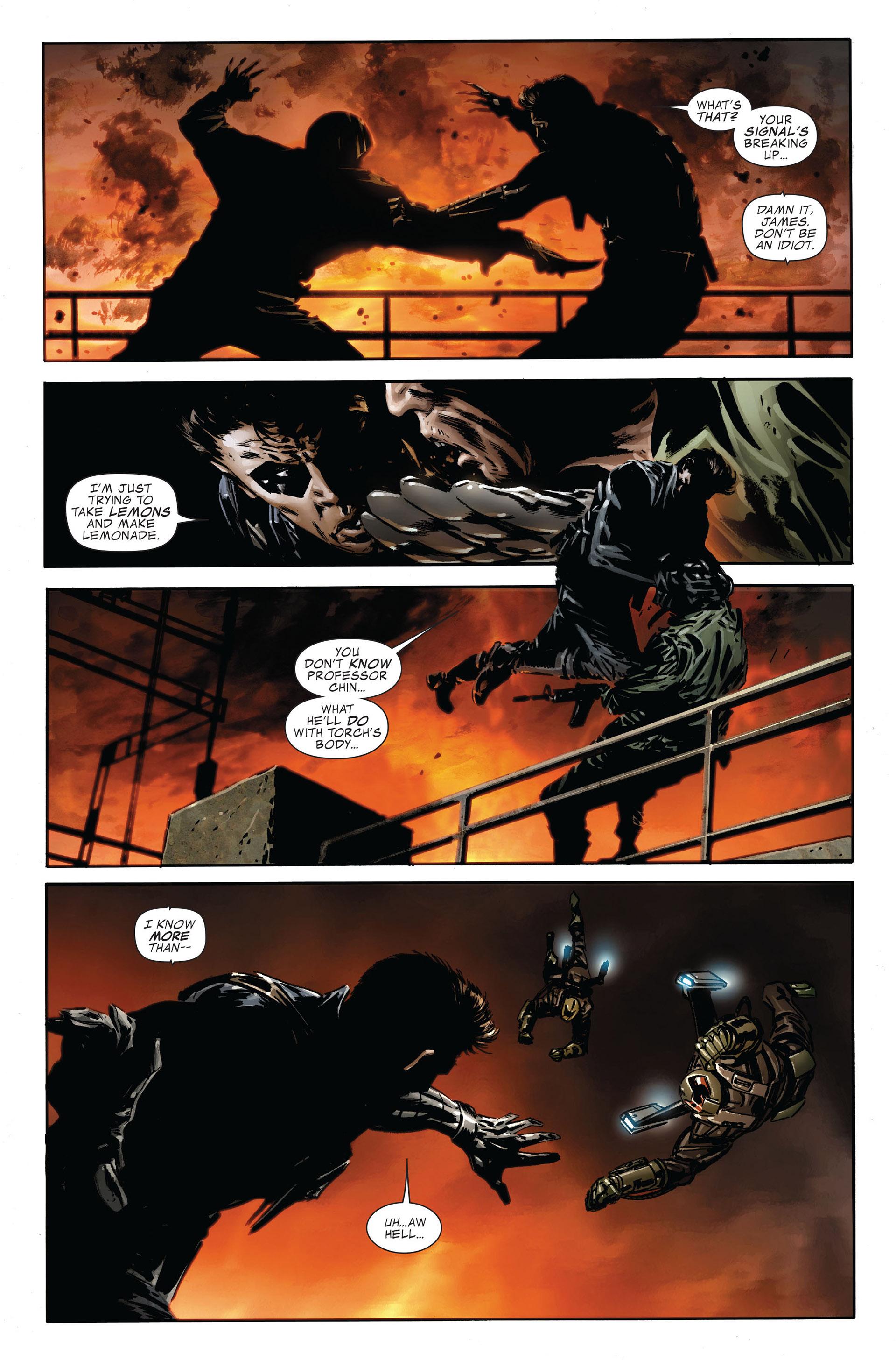 Read online Captain America (2005) comic -  Issue #47 - 8