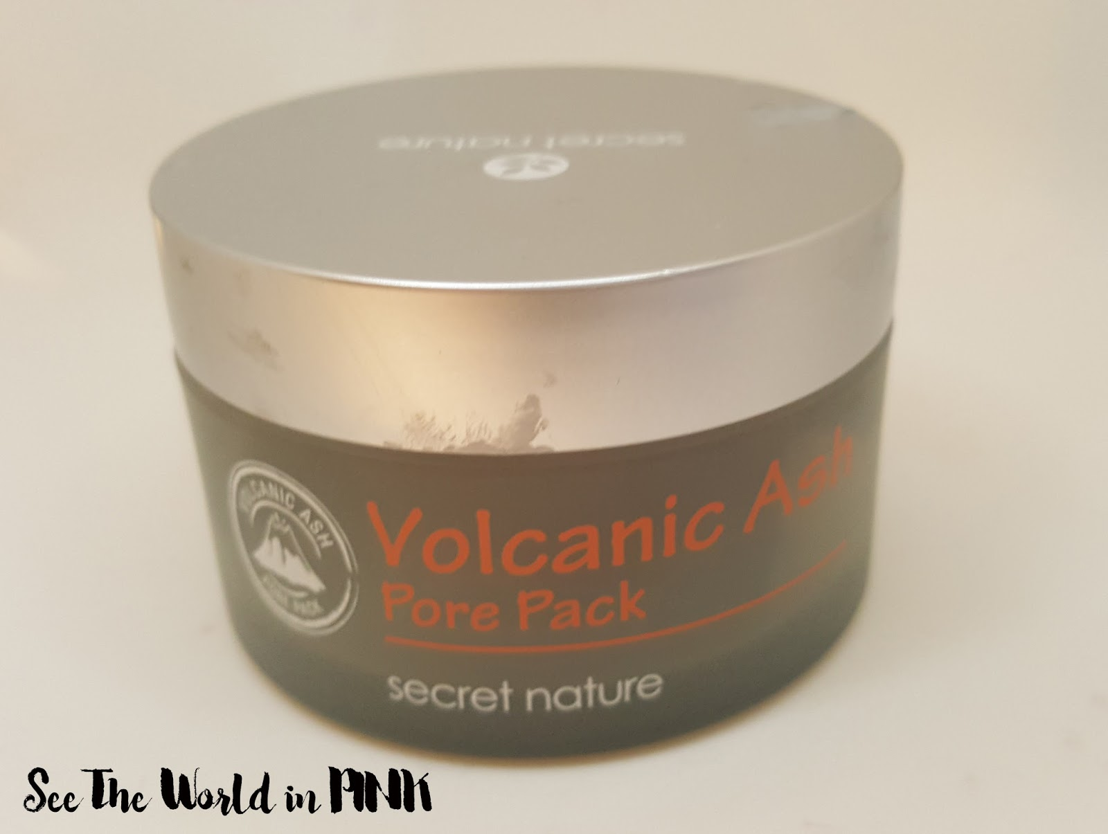 Secret Nature Volcanic Ash Pore Pack Review