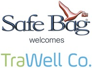 Loghi Safe Bag e TraWell Co