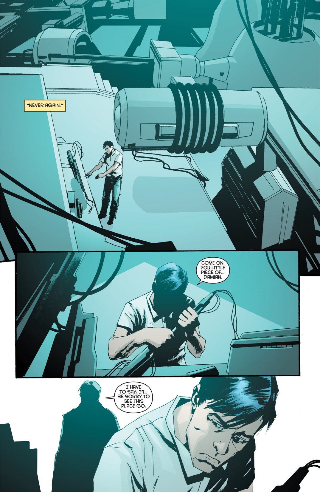 Detective Comics (1937) 881 Page 26