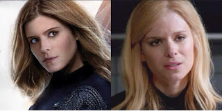 Kate Mara Fantastic Four wig reshoot
