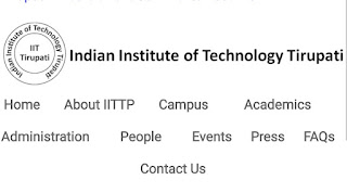 IIT Tirupathi