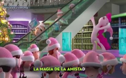 equestria daily mlp stuff mexican shop adds an animated 3d singing pinkie pie to their. Black Bedroom Furniture Sets. Home Design Ideas