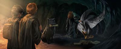 Felpato nella caverna (Momento 1, vista 1)