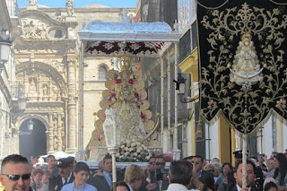 Horario e Itinerario Procesión de la Virgen del Rocío de El Puerto